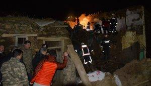 Elazığ depreminin vurduğu Malatya'da depremin acı bilançosu