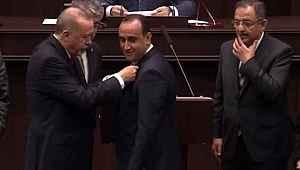 Erdoğan, canlı yayında AK Parti'ye geçen belediye başkanlarını açıkladı
