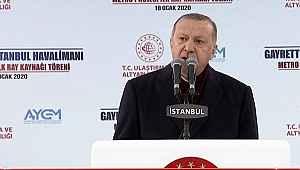 Erdoğan'dan su ve süt vaatleri üzerinden İmamoğlu'na zehir zemberek sözler!