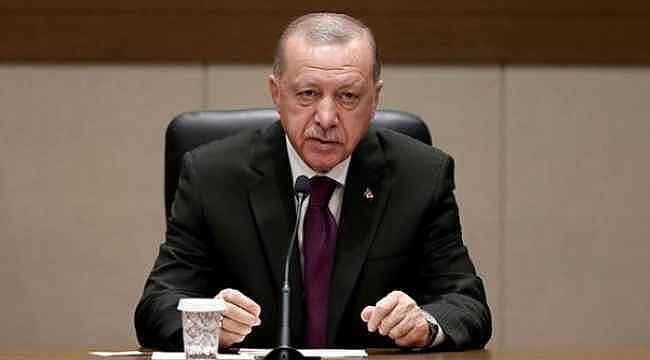 Erdoğan'dan Trump'a tepki,