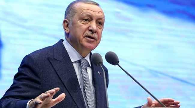 Erdoğan, eleştirilere hak verdi,