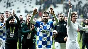 Erzurumsporlu futbolcudan maç sonu Abdullah Avcı'ya gönderme