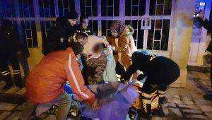 Evlat vahşeti... Annesini 15 yerinden bıçaklayıp polise teslim oldu