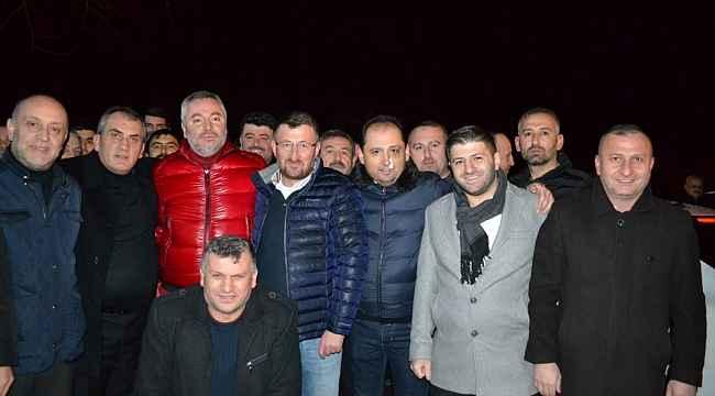 FETÖ'den tutuklanan Fatsa Ticaret Borsası Başkanı'na 1 gün sonra tahliye edildi!