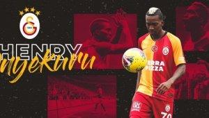 Galatasaray'da transfer heyecanı: Onyekuru imzayı attı