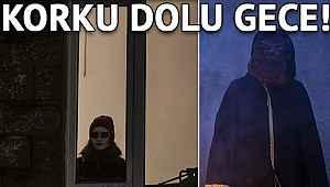 Görüntüler Edirne'den korku dolu garip gelenek Bocuk Gecesi binlerce kişi tarafından kutlandı!