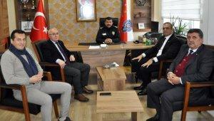 GTSO yönetimi Emniyet Müdürlüğünü ziyaret etti - Bursa Haberleri