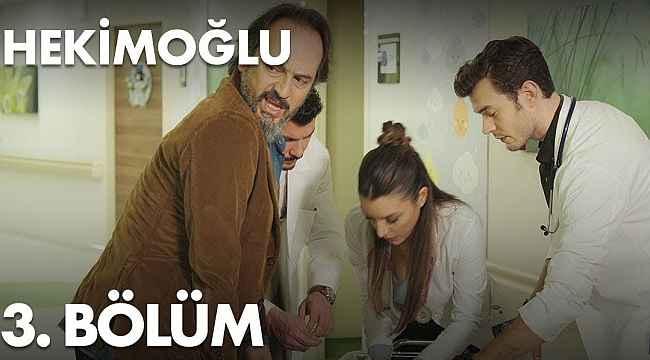 Hekimoğlu 3. bölüm izle - Hekimoğlu son bölüm full tek parça izle - 14 Ocak 2020 Kanal D