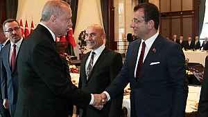 Herkesin gözü bu toplantıda! Cumhurbaşkanı Erdoğan ve İmamoğlu bir araya geliyor!