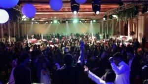Hintli iş adamının evlilik yıl dönümü için Türkiye'de ultra lüks kutlama