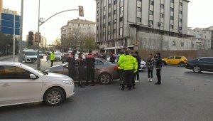 İki otomobilin karıştığı kazada 5 kişi yaralandı