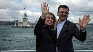 İmamoğlu, terörist savunucusu Demirtaş'ın tiyatrosuna giden eşini savundu