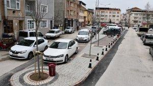 İnegöl'e 1 yılda 853 araçlık otopark - Bursa Haberleri
