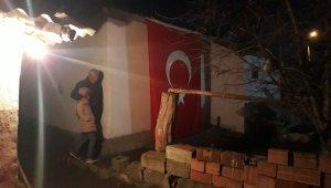 Irak'ta Şehit olan Bayram Günayı'n ateşi Edirne'ye düştü