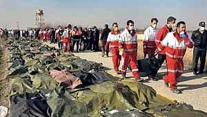 İran'da düşen uçak hakkında Ukrayna'dan olay iddia