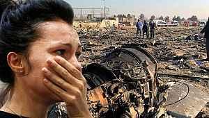 İran'ın yolcu uçağını yanlışlıkla düşürdük açıklamasından sonra Ukrayna'dan ilk tepki geldi!