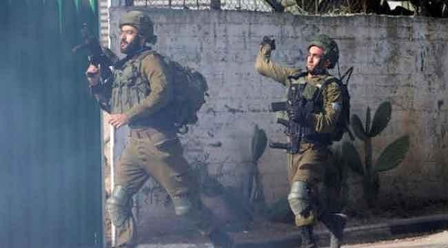 İsrail ordusu, Filistinlilere ateş açtı: 13 yaralı