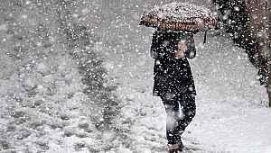 İstanbul, Bursa yağış İç Anadolu, Karadeniz ve Doğu Anadolu kritik kar yağışı uyarısı!