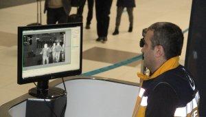 İstanbul Havalimanı'nda 'Corona Virüs' için termal kameralı önlem