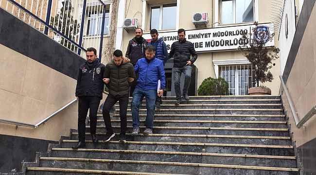 İstanbul'da yan bakma cinayeti