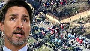 Kanada Başbakanı, düşen uçağın füzeyle vurulduğunu iddia etti