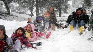 Kar yağması enfeksiyon hastalıklarını azaltıyor