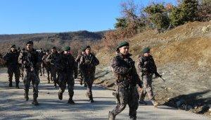 Kayıp Gülistan'ı arama çalışmalarına 4 tim özel harekat da katıldı