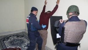 Kayseri'de El-Nusra terör örgütü üyesi 3 kişi yakalandı