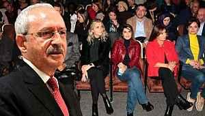 Kılıçdaroğlu, Demirtaş'ın tiyatrosuna giden eşine destek verdi