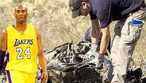 Kobe Bryant'ın geçirdiği kazanın enkaz görüntüleri paylaşıldı