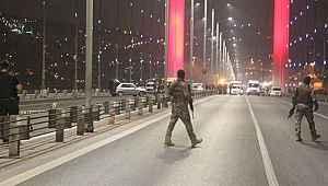Köprüyü silahla trafiğe kapatan şüpheliye istenen ceza belli oldu