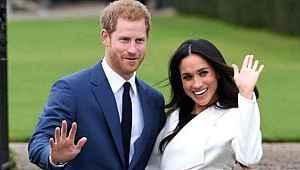 Kraliyet ailesi, Prens Harry ve Meghan Markle'ı tehdit etti