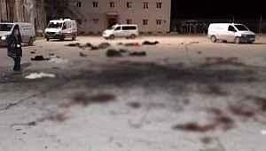 Libya'da askeri okul içtima sırasında bombalandı! Çok sayıda ölü ve yaralı var!