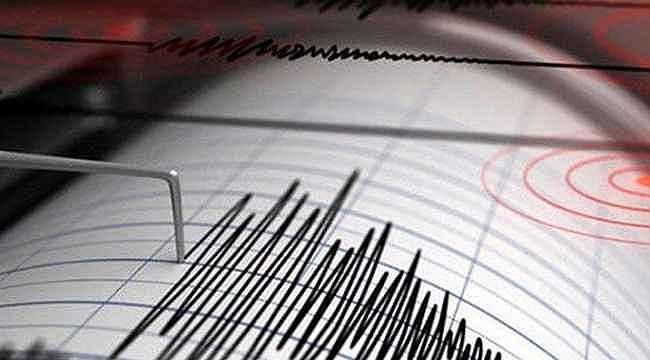Türkiye beşik gibi sallanıyor... Bir şehrimizde daha korkutan deprem yaşandı