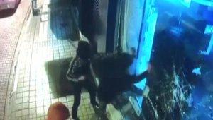 Maskeli hırsızlar güvenlik kamerasına yakalandı - Bursa Haberleri