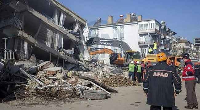 Meclis, deprem araştırma önergesini reddetti!