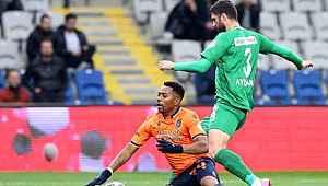 Medipol Başakşehir, Kırklarelispor ile 1-1 berabere kaldı