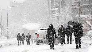 Meteoroloji'den birçok ile kar yağışı uyarısı!
