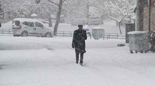 Meteorolojiden kar yağışı uyarısı!