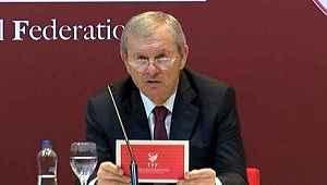 MHK Başkanı Alp, Koç Holding'le olan ticari ilişkisine yanıt verdi