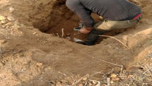 """MSB: """"Barış Pınarı bölgesinde ele geçirilen mühimmatlar ve 5 tünel imha edildi"""""""