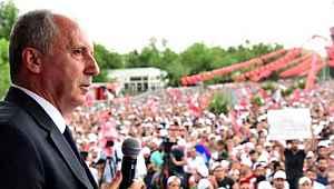 Muharrem İnce, Erdoğan'a sarf ettiği sözler yüzünden tazminat ödeyecek