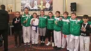Mustafakemalpaşa Belediyespor Karate Takımı 2020'de de iddialı - Bursa Haberleri