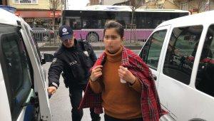 Özbek uyruklu kadın, sevgilisini bıçakladı iddiası