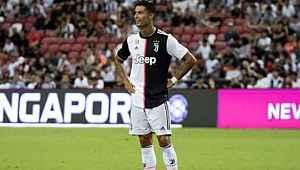 Ronaldo'nun kaslı fotoğrafı sosyal medyayı yıktı geçti