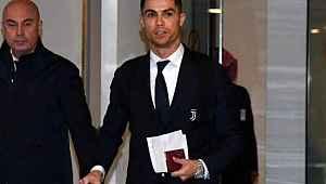 Ronaldo'nun kol saatinin değeri dudak uçuklattı