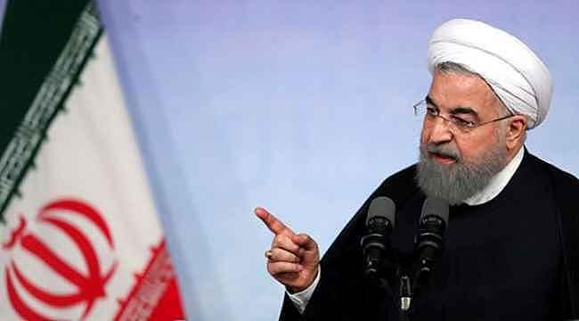 Ruhani'den tansiyonu yükseltecek açıklama,