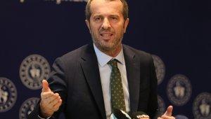 """Saffet Sancaklı: """"Birçok madde ile artık kulüp başkanları ve yöneticiler kontrol altına alınacak"""""""