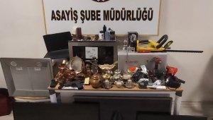 Samsun'da 9 hırsızlık olayına karışan şahıs yakalandı