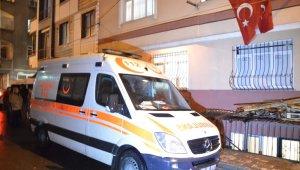 Şehit Berkay Işık'ın ateşi İstanbul'a düştü